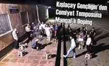 Kışlaçay Gençliği Haftasonu Temposunu Mangal Keyfi İle Çıkardı!
