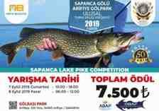 Bu Haber Balık Tutkunlarına Arifiye Gölpark'ta Yarışacaklar!