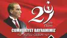 Cumhuriyetin 96. Yılı Coşkuyla Kutlanacak!