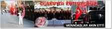 Sakarya 29 Ekim Cumhuriyet Bayramının 96'ncı Yıl Dönümünü Coşkuyla Kutladı!