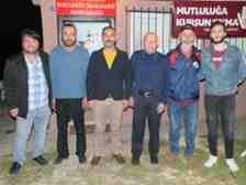 BBP'den Arifiye Boğazköy Mahallesine Ziyaret!