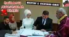 Oğuzhan Omay ile Mehtap Tarakçı Çiftinin Nikah Töreni Yapıldı!