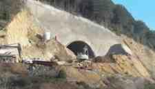 Doğançay Hızlı Tren Tüneli İnşaatında Feci Ölüm!!