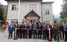 Doğançay Mahallesi Jandarma Karakolu Açılış Töreni Yapıldı!