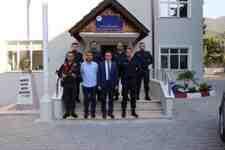Doğançay Jandarma Karakolu Yeniden Hizmete Açıldı!