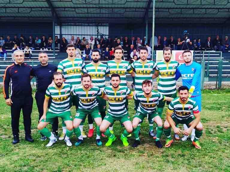 Kışlaçayspor 2-2 Bekirpaşaspor Geniş Maç Özeti!