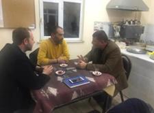 BBP Arifiye Komşu Çınardibi Mahallesini Ziyaret Etti!