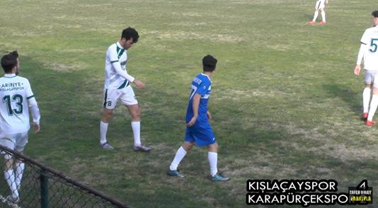 Kışlaçayspor 4-2 Karapürçekspor 90 Dakika (HD) Futbol!