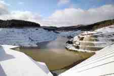 Akçay Barajı Doluyor!Büyük Kazanç..