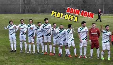 Kışlaçayspor Play-Off'a Doğru Emin Adımlarla İlerliyor!