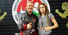 Büyükşehirli Sporcu 3.Kez Türkiye Şampiyonu!
