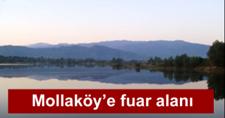 Mollaköy'e Fuar Alanı Yapımı İçin Düğmeye Basıldı!