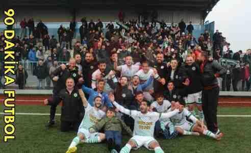 Erenlerspor 1-3 S.Gençlikspor 90 Dakika Futbol!
