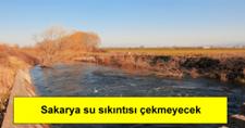 Su Seviyesi Arttı Çark Deresi'nin Kapakları Açıldı!