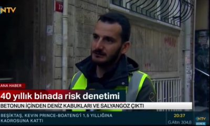 """Jeofizik Mühendisi Aldemir """"3 Kat Fazla Etki Yaratacak"""""""