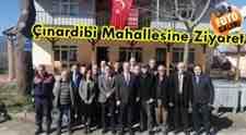 Arifiye Kaymakamı Bekir Dınkırcı Çınardibi Mahallesine Ziyaret Etti!