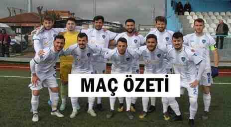 Erenlerspor 3 – 1 Tüvesaşdemispor Maç Özeti!