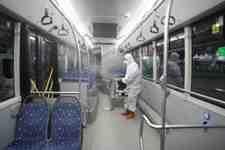 Belediye Otobüslerine Korona Virüs Önlemi!