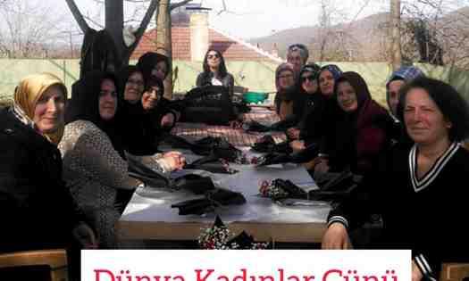 Kışlaçay Sevdası Derneği Dünya Kadınlar Günü İçin Program Düzenledi!!