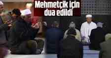 Mehmetçik için sabah namazında dua edildi!