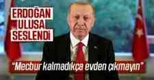 Cumhurbaşkanı Recep Tayyip Erdoğan Ulusa Sesleniş Konuşması Yaptı!