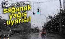 Dikkat Meteoroloji'den Uyarı Soğuk Hava Ve Sağanak Yağışı Geliyor!