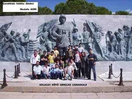 Kışlaçay'dan Çanakkale'ye Uzanan O Yıllar Ve Hayatlar!