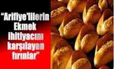 Arifiye'lilerin Ekmek İhtiyacını Karşılayan Fırınlar!