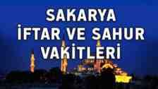 Sakarya'da ilk iftar saat kaçta? İmsakiyeniz bizden!