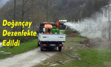 Büyükşehir Belediyesi Ekipleri Mahallelerimizi Dezenfekte Ediyor!