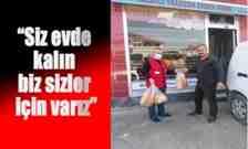 'Kimse Ekmeksiz Kalmasın'Vefa Destek Grubu Hizmetinizde..