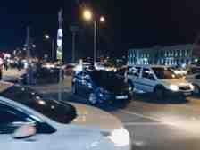 Sakarya'da vatandaşlar sokaklara akın etti.