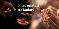 Diyanet Ramazan Ayı ile ilgili fitre miktarını açıkladı!
