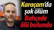 Karaçam'ı Üzen Ölüm Ahmet Yavuz Vefat Etti!