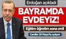 Cumhurbaşkanı Erdoğan açıklama yaptı