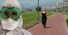 Prof. Dr. Mehmet Sezai Maskeyle Spor Yapanlar Dikkat!