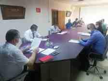 Arifiye'de 4 Günlük Sokağa Çıkma Yasağı Tedbirleri Toplantısı!
