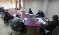 Arifiye'de Sokağa Çıkma Yasağı Tedbirleri Toplantısı!