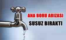 Kışlaçay,Boğazköy Mahallesi Bugün'de Susuz Kaldı!