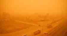 Dikkat ; Türkiye çöl tozu etkisinde kalacak!