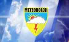 Meteoroloji uyardı!Haftasonu Havalar Nasıl Olacak!