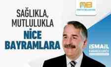 """Arifiye Belediye Başkanı Karakullukçu'dan """"Ramazan Bayramı"""" Mesajı…"""