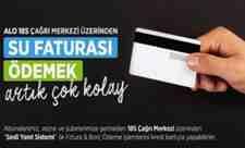SASKİ'den Fatura Ödeme Kolaylığı..