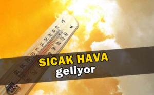 Sakarya'da Sıcaklık 41 Dereceyi Görecek!O Saatler Arası..