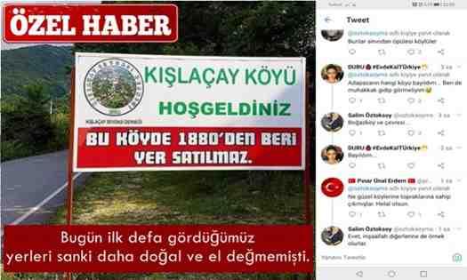 Yazar Mehmet Salim Öztoksoy Kışlaçay'ın Kültürel Dayanışmasını Böyle Paylaştı!