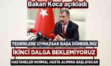 Sağlık Bakanı Fahrettin Koca'dan Önemli Açıklamalar !