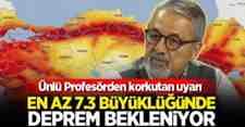 Prof Naci Görür İstanbul Depremi İçin Uyardı?