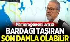 İki büyük depremi bilen Görür'den Marmara uyarısı!