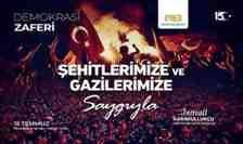 Arifiye Belediye Başkanı Karakullukçu'dan 15 Temmuz Mesajı!