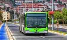 Demokrasi ve Milli Birlik Günü'nde Otobüsler 18.00'den sonra ücretsiz.